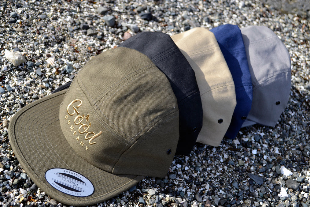 Good Company Clothing Camping Hat