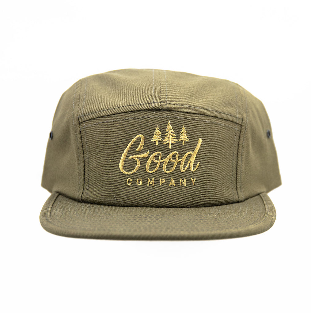 Five Panel Camp Hat