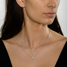 Memoire Blossom Collection Diamond Necklace | Blacy's Vault