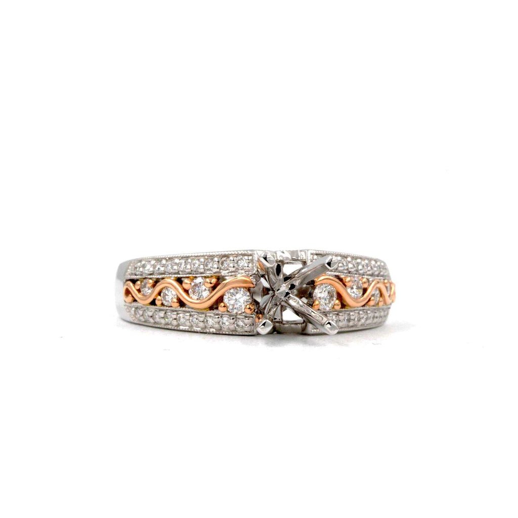 Diamonds Semi Mounting | Blacy's Fine Jewelers