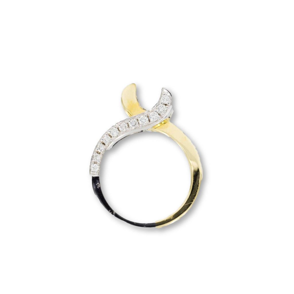 0.95ctw Diamond Mounting | Blacy's Fine Jewelers