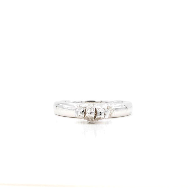 Flower Charm Ring | Blacy's Fine Jewelers