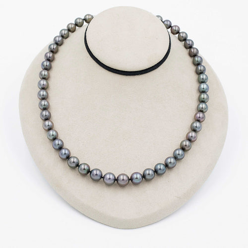 Tahitian Pearls Necklace | Blacy's Vault