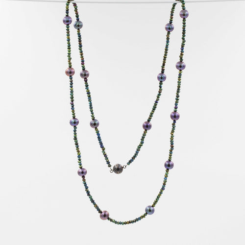 Pearl Long Necklace | Blacy's Fine Jewelers