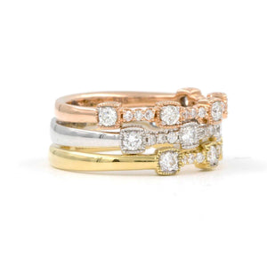 Christopher Designs Stackable Diamond Band | Blacy's Fine Jewelers