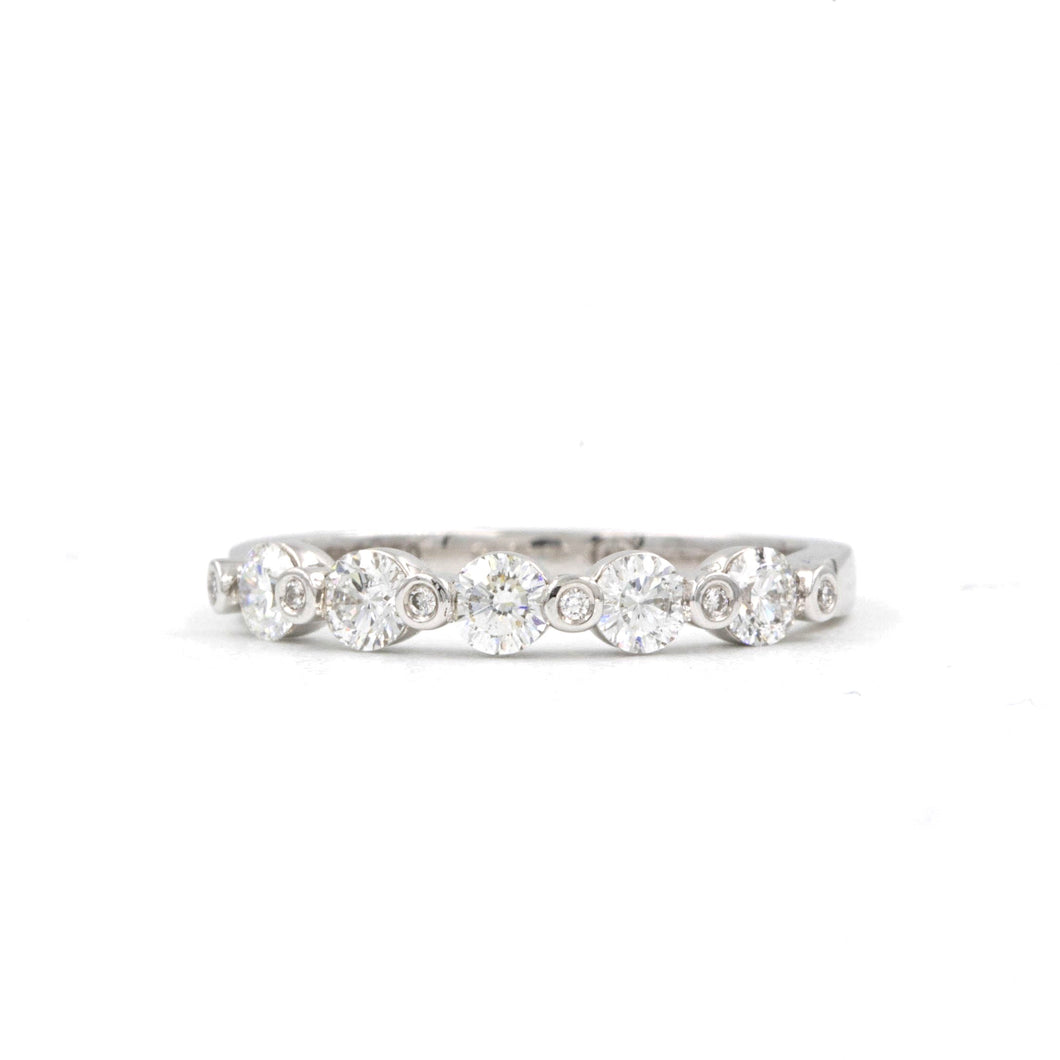 Christopher Designs Diamond Wedding Band | Blacy's Fine Jewelers