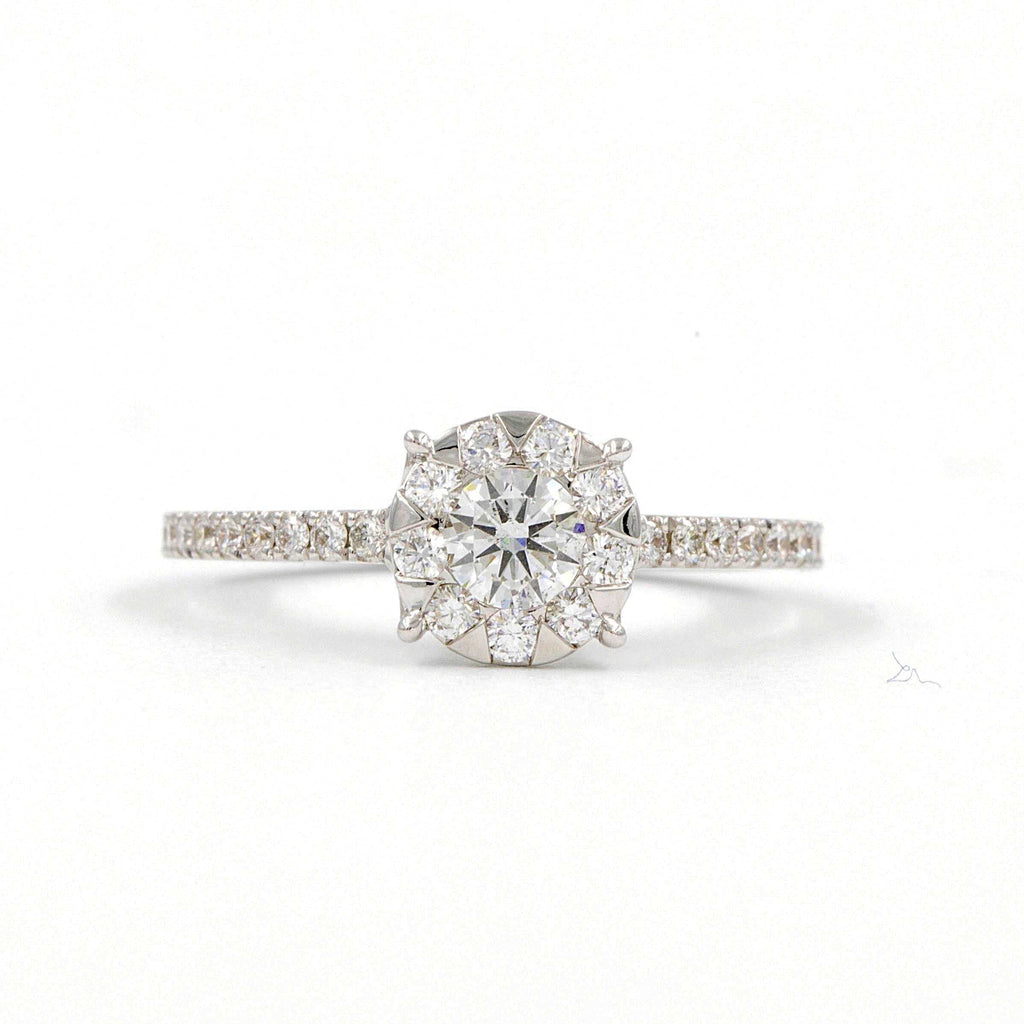 Memoire Diamond Bouquet Collection Ring