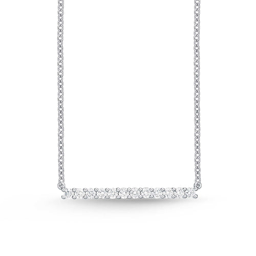 Memoire Classic Bar Necklace