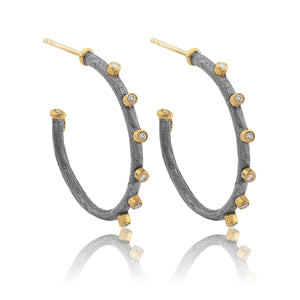 Lika Behar Dima Hoop Earrings | Blacy's Fine Jewelers