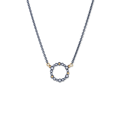 Lika Behar Collection Dylan Round Necklace | Blacy's Vault