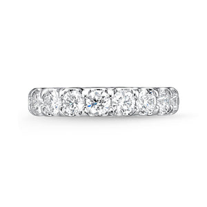 Memoire Odessa Platinum Eternity Band | Blacy's Vault