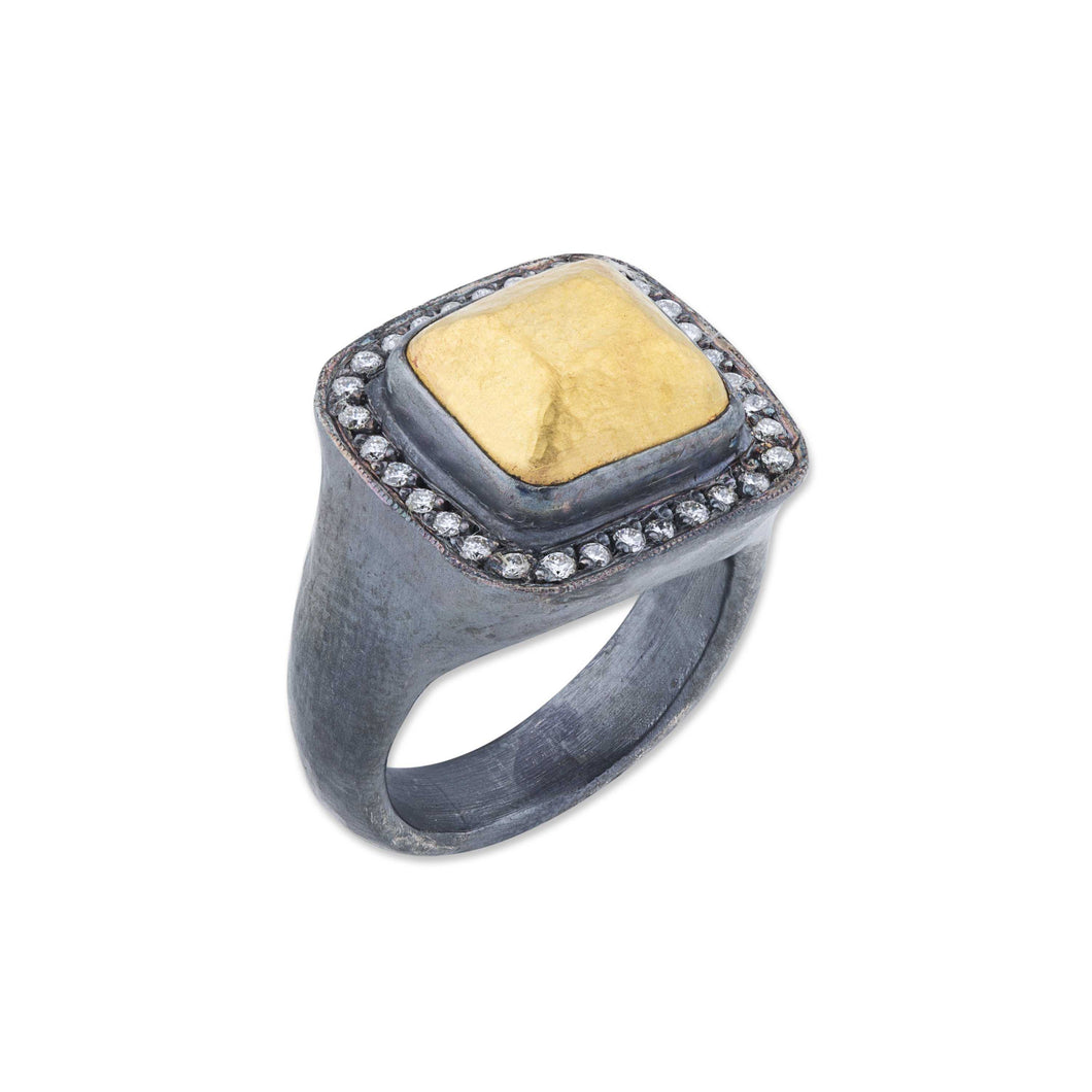 Lika Behar Gemma Ring | Blacy's Vault