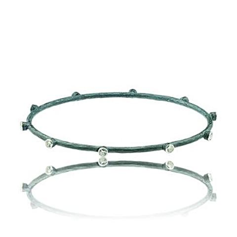 Lika Behar Oxidized Silver Bracelet | Blacy's Fine Jewelers