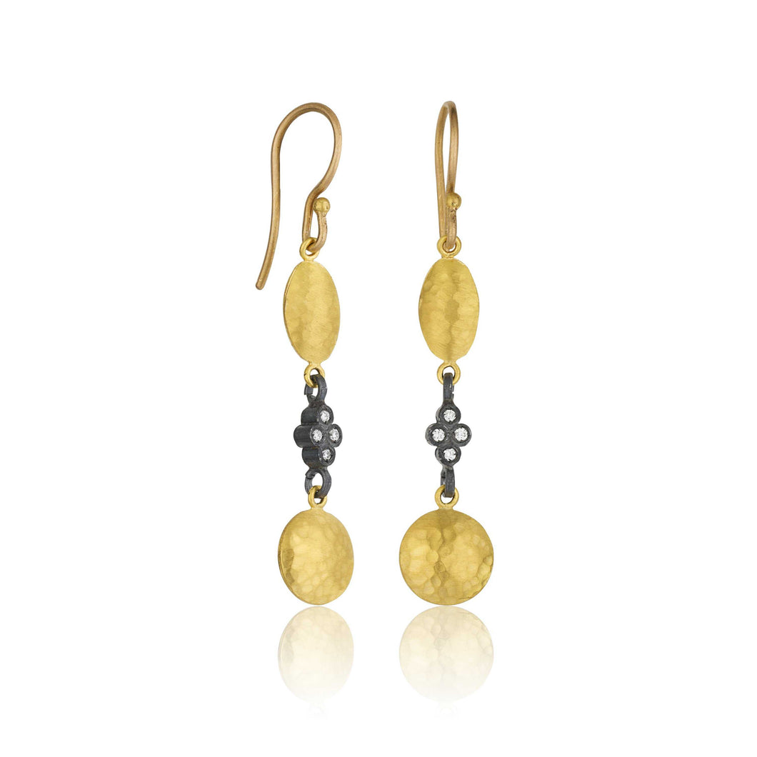 Lika Behar Kadiz Drop Earrings | Blacy's Vault