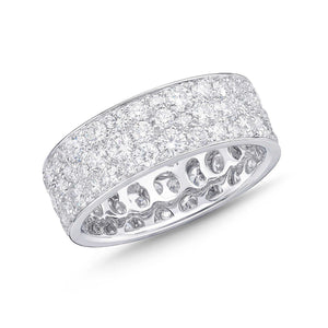 Memoire Eternal Star Collection Eternity Band | Blacy's Fine Jewelers, Memoire