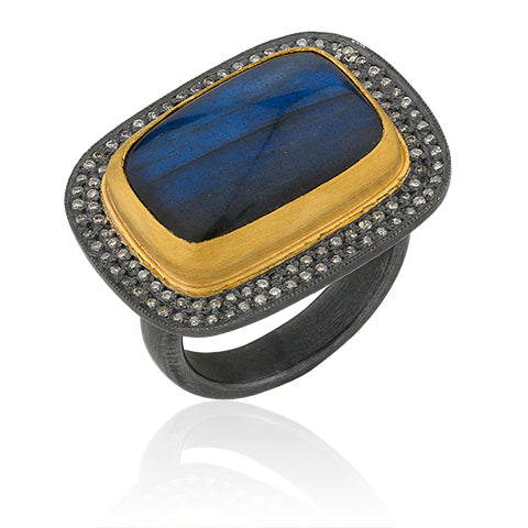 Lika Behar Nightfall Ring | Blacy's Fine Jewelers