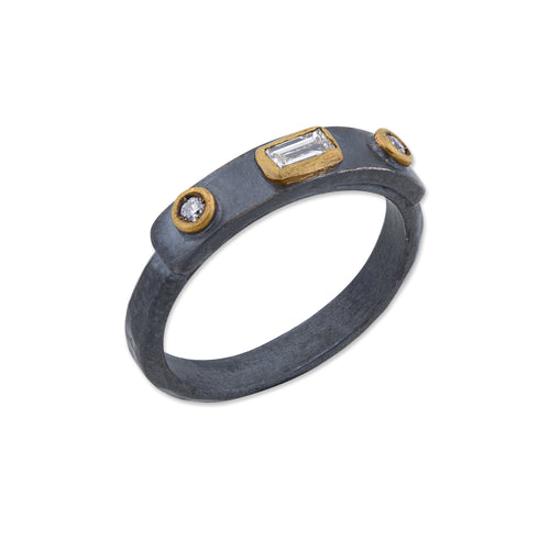 Lika Behar Collection Stockholm New Ring | Blacy's Vault