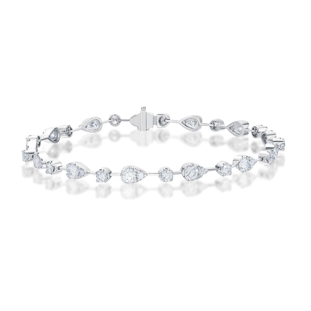 Memoire Diamond Tennis Bracelet