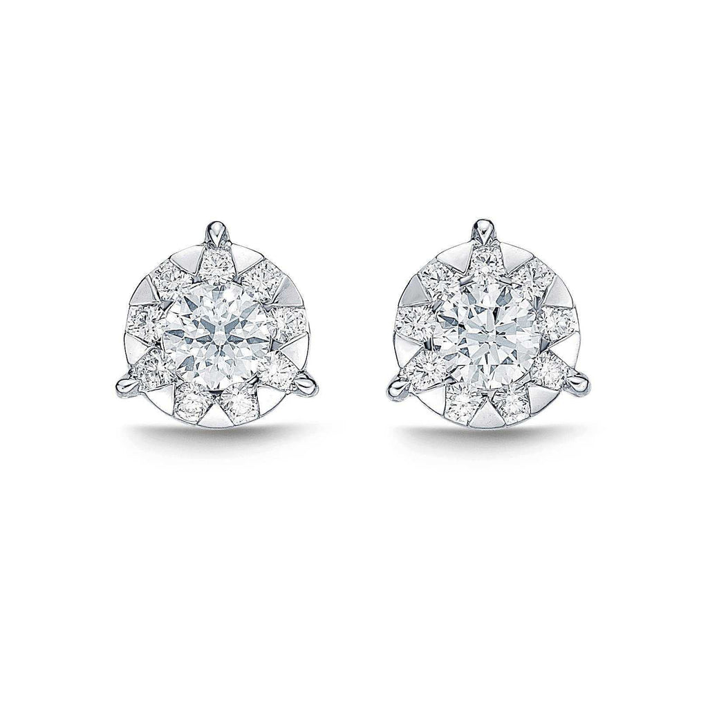 Memoire Diamond Bouquets Earrings