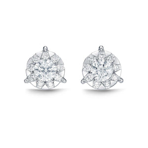 Memoire Diamond Bouquets Collection Earrings