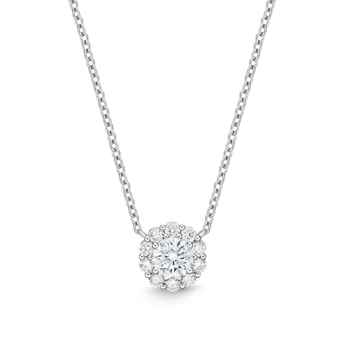 Memoire Diamond Blossom Collection Pendant
