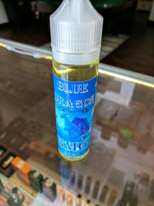 Blue Dragon E-Liquid