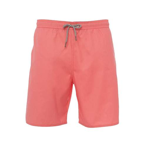 Bermuda Coral Pink Boys Trunks
