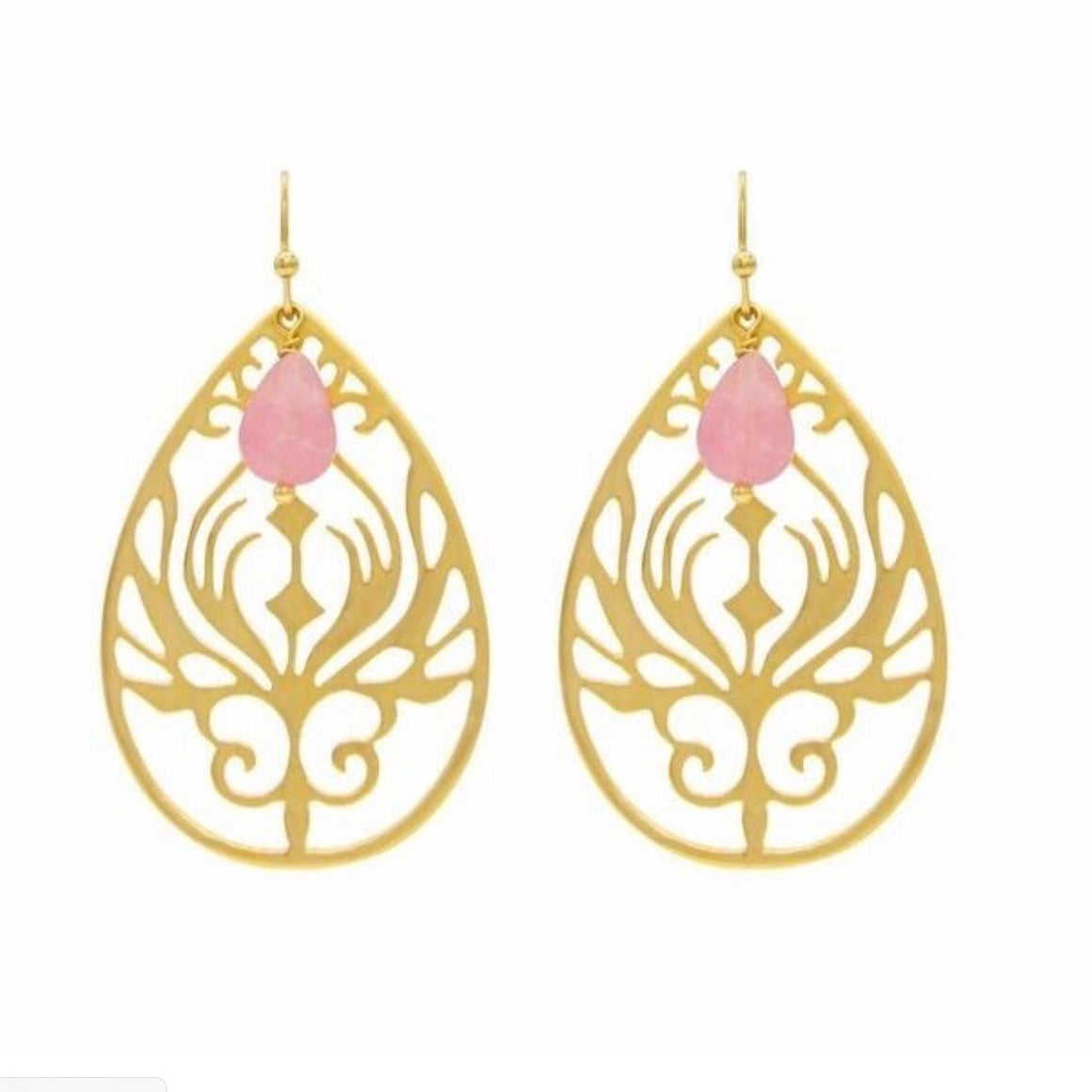 Sevilla Gold Earrings