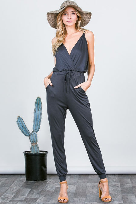 KENNA JUMPSUIT OLIVE