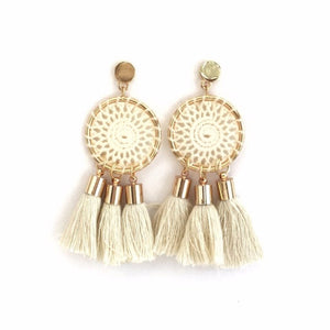 Aretes Dream Catcher 3 Borlas
