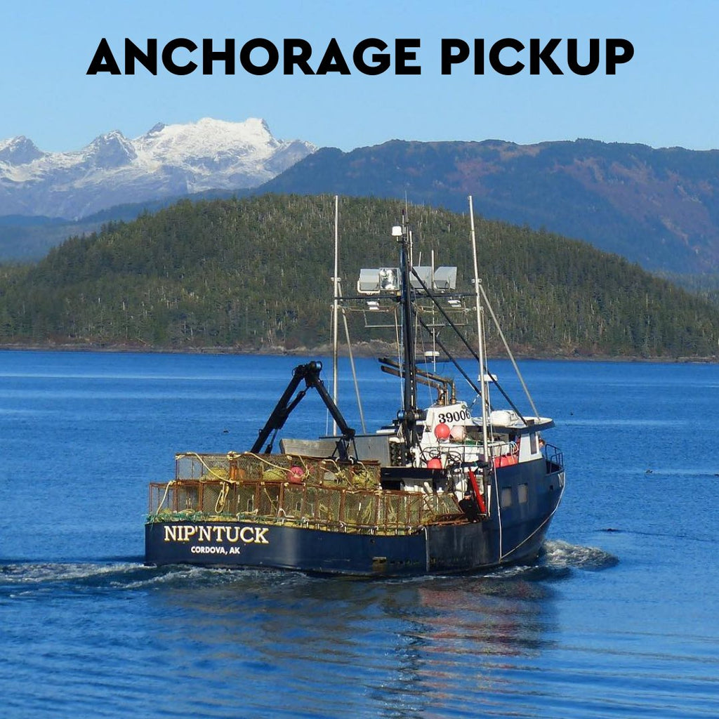 Anchorage Pick Up