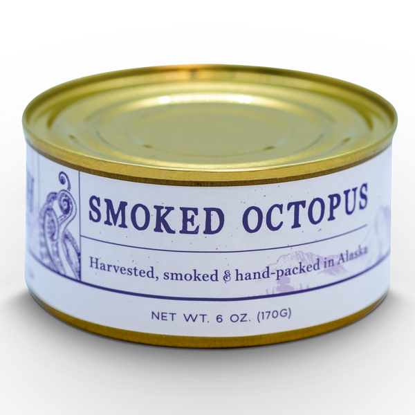 Wildfish Cannery Smoked Octopus