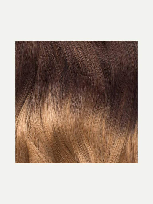 T8/14 Ombre Light Brown/Blonde 22inch 220grams