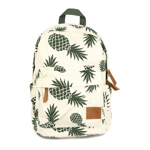 Pineapple Backpack