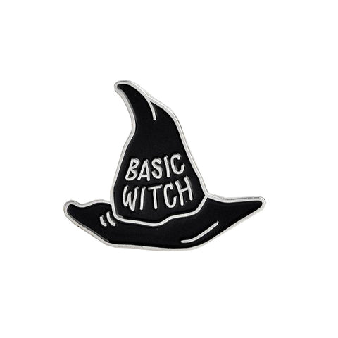 Basic Witch Pin
