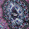 Image of Pink Elephant Tapestry