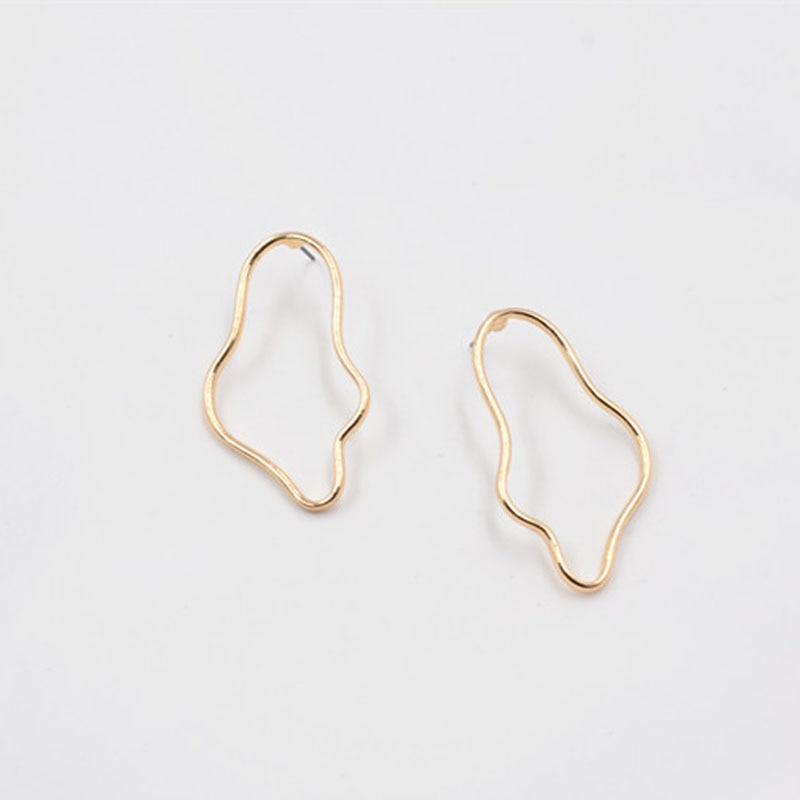 Chic Polygon Earrings