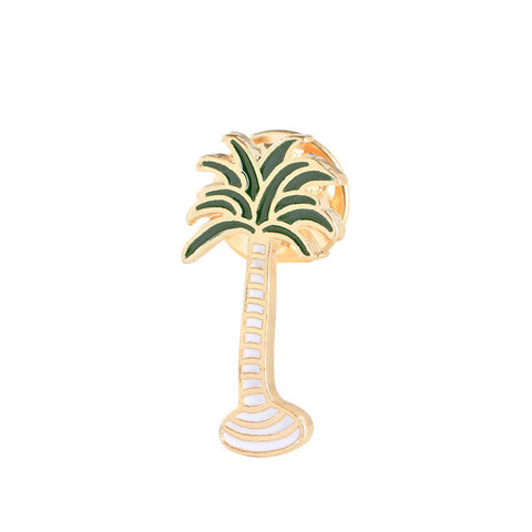 Coconut Tree Pin