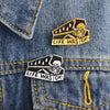 Image of Life Was OK Pin