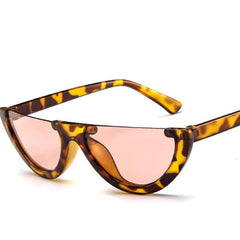 Retro Half Shade Glasses