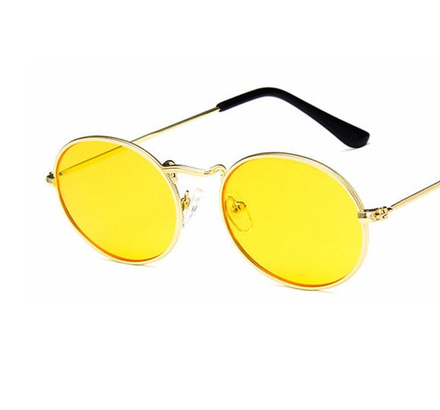 Migos Oval Sunglasses