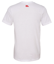Fancred White T-Shirt - use promo code CRED for 20% off