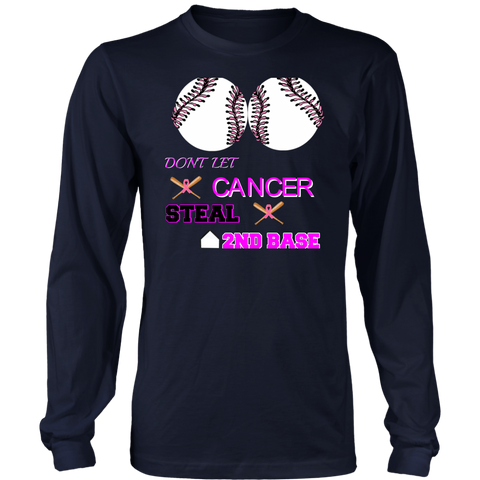 DONT LET CANCER - WOMEN LONG SLEEVE