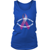 I DIDNT COME THIS FAR - WOMEN TANK