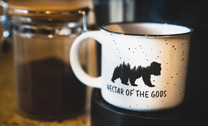Nectar of the Gods Campfire Mug