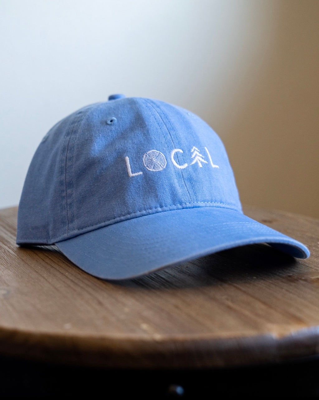 LOCAL Dad Hat - Vintage Columbia Blue