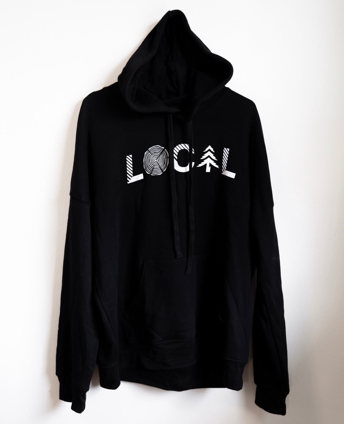 LOCAL Hoodie - Black