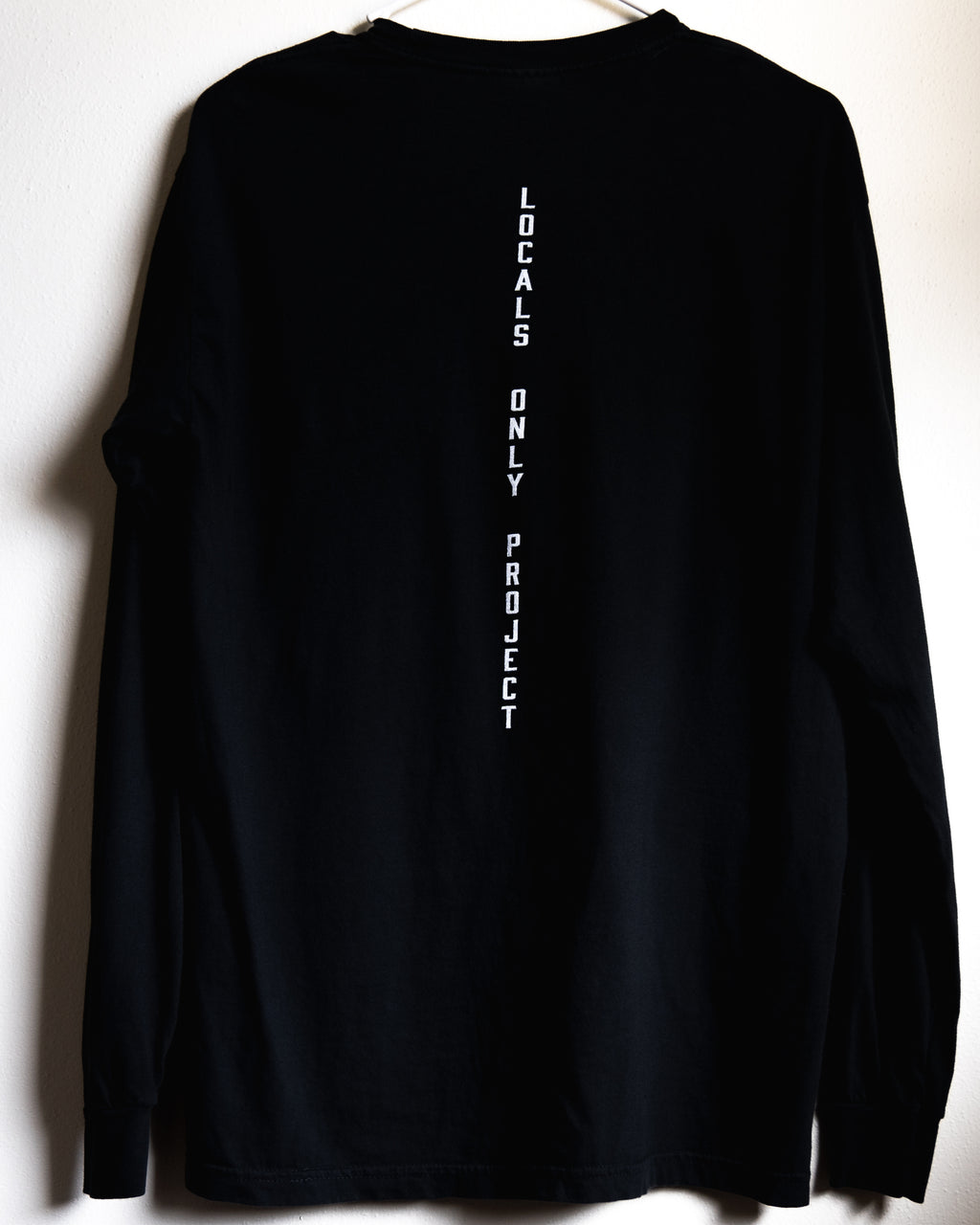LOCAL Longsleeve - Black