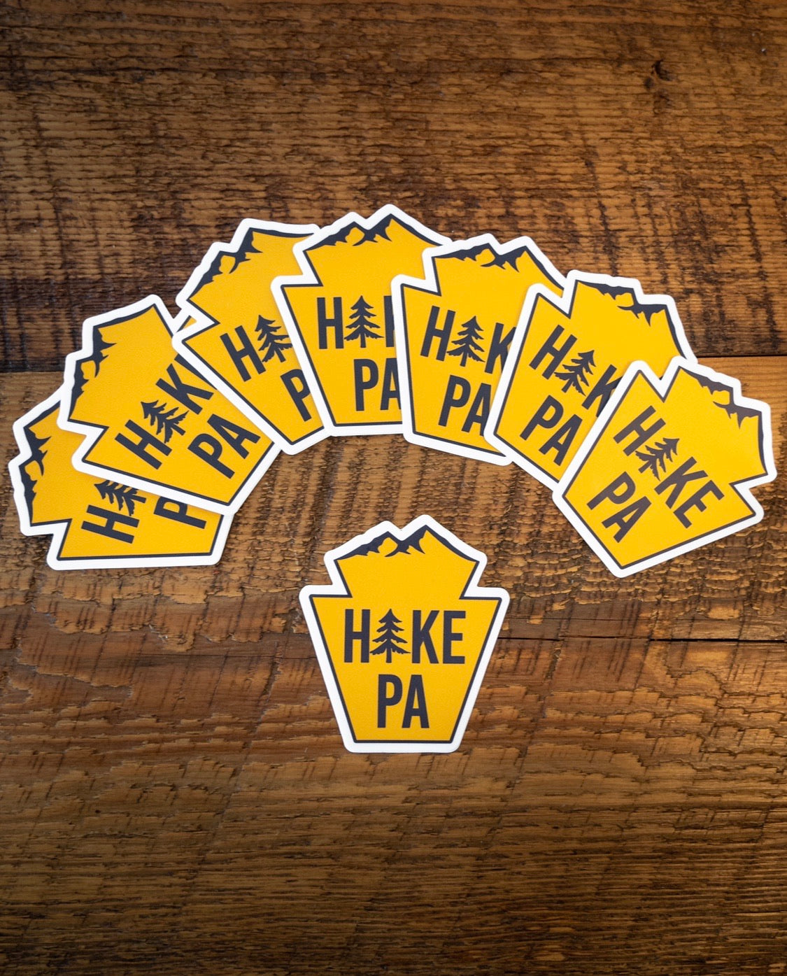 Hike PA - Sticker