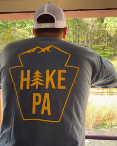 Hike PA Longsleeve - Denim